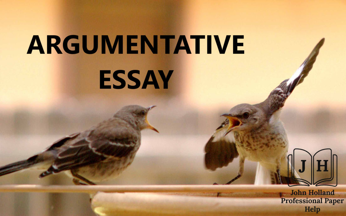 Simple Steps to Argumentative Essay